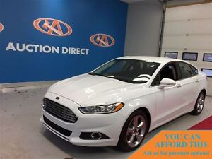 2016 Ford Fusion SE, BLUETOOTH, BACK UP CAM, FINANCE NOW!