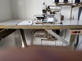 Brother industrial overlocker sewing machine for sale