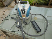 VAX Home Master Steam Cleaner with All Accessories For Deep Cleaning - Hardly Used