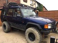 Land Rover discovery 3.9 v8