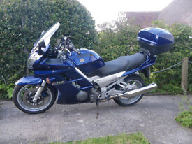 YAMAHA 1300A, 2003, Very Low Mileage, Superb Condition.
