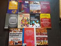 Primary Maths Education Books