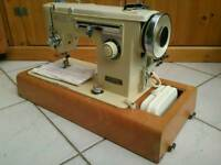 Brother heavy duty sewing machine ( Serviced)