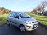 2009 HYUNDAI i10 CLASSIC 1.2 PETROL, MANUAL,5-DR***LOW 41,000 WITH FULL SERVICE HISTORY**£30 TO TAX