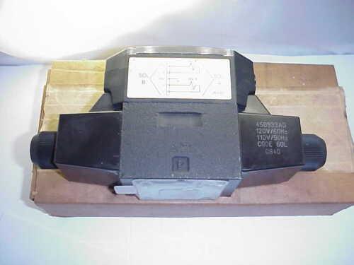 CONTINENTAL HYDRAULICS DIRECTIONAL VALVE VSD03M-2A-GB-60L-B- NEW IN BOX