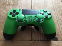Scuf Infinity 4ps PS4 Hulk Pro gaming controller, superb as new condition, genuine reason for sale