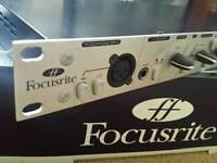 Focusrite Platinum Trakmaster Pro