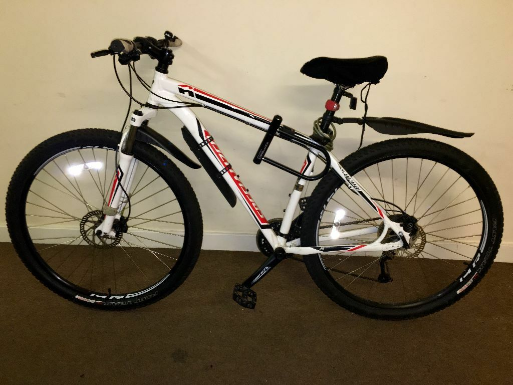 e225a8359ba Specialized Hardrock Sport Disc 29er 2013 Mountain Bike White And
