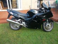 Honda Blackbird 2000 X plate for sale or trade...