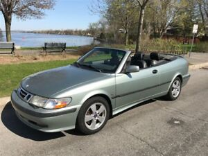 2002 Saab 9-3 Convertible Florida Car!