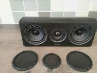 Pioneer centre speaker, in good condition and full working order.