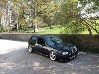Volkswagen golf gti 1.8t mk4 - air ride /modified not mk1/mk2/mk3/mk5