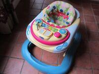 Chicco Baby Walker & Activity Centre