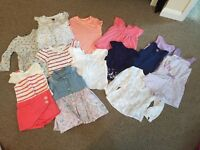 Girls clothing bundle used but I'm very good condition size 1-1 1/2