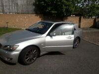 Silver lexus is 200 car