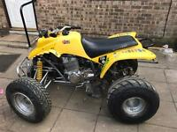 Quad With Quadzilla 250 engine
