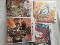 Pokemon games for 3ds