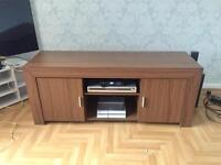 Brown TV stand SOLD!