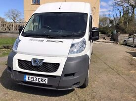 Very nice Van for sale. Genuine reason for sale. No VAT MOT until april 18