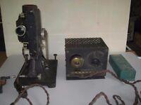 Vintage Cine Projector