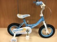 "Concept Princess 12"" Girls Bike - Brand New From Box!"