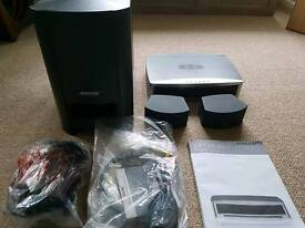 BOSE DVD Home Entertainment System. 321 GS Series ll Hardly used,