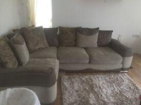 Big corner couch