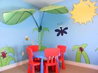 1 FULL TIME SPOT AVAILABLE DAYCARE BOURGET GARDERIE