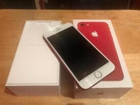 Iphone 7 - 128gb - product red - unlocked ltd edition