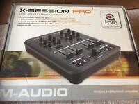 USB DJ Mixer