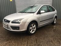 2005 FORD FOCUS 1.6 5 DOOR *** 11 MONTHS MOT ***