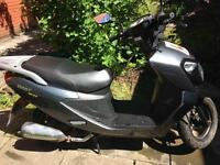 Daelim Dart NC 125 £1,300 or nearest offer