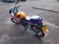 Honda CBR 125 - Repsol