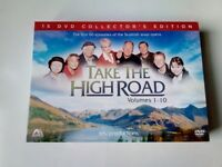 Take The High Road DVD Collection