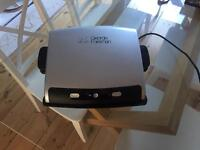For sale: Large George Foreman Grill