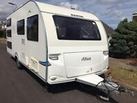 Adria Altea 542DT 6 birth caravan
