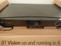 BT Vision Box, Remote, and Cables - In original box