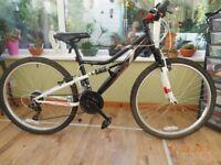 "APOLLO SPIRAL unisex 14"" frame 26"" wheel small adult new bike"