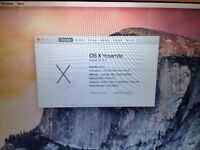 "Macbook Pro 15.4"" A1226 Late 2007 6GB Ram 250GB SSD"