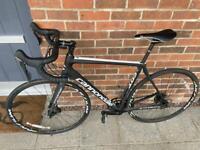 2017 Cannondale Synapse Carbon Disc Road Bike - 56cm