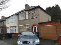3 Bedroom house for rent in Southall