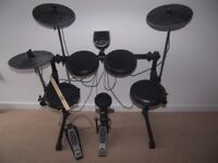 Alesis DM6 , USB Electronic Drums , Snare , Bass Drum , Tom-Toms , Hi-Hat , Cymbals , Bass Pedal.