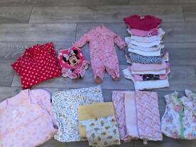 Girl bundle 3-6 months