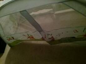 Children's bed tent Canopy Winnie the Pooh