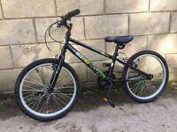 "Apollo Switch Junior Hybrid bike 20"""