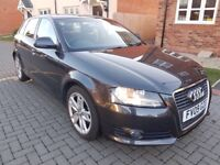 Audi A3 2009 grey 2.0tdi 92k miles great condition lady owner