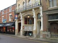Three Goats Heads, 3/5 St Michael Street, Oxford. Management Couple Required