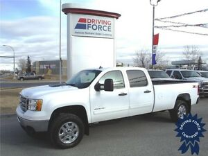 2014 GMC Sierra 3500HD SLE Z71 4x4 - 8ft Box - 34,280KM