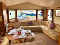 😀CHEAP 3 bed static caravan with payment options Near Newcastle Sunderland gateshead amble durham😀
