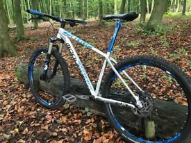 Mondraker hardtail Mountain Bike Size m 650b